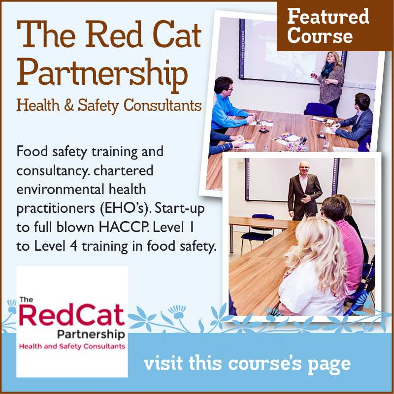 The Red Cat Partnership – Artisan Food Trail