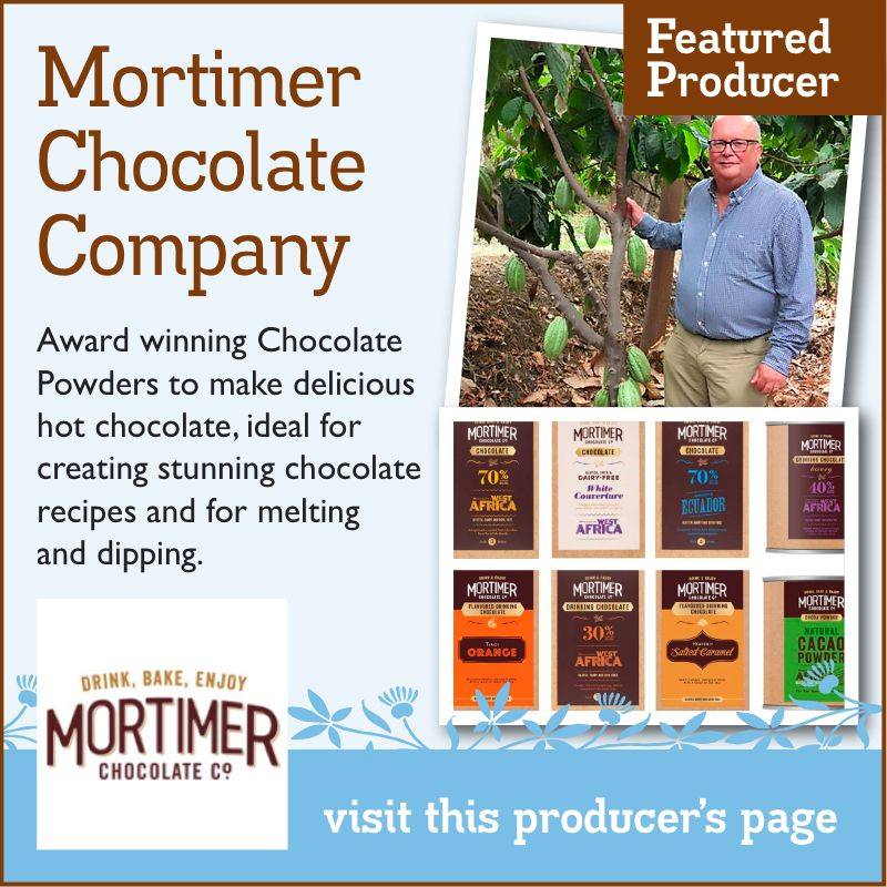 Mortimer Chocolate Company – The Artisan Food Trail