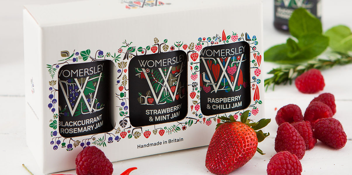 12 days Christmas competition – Womersley Foods – The Artisan Food Trail