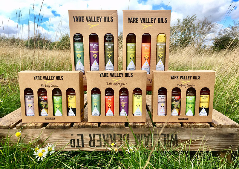 Yare Valley Oils 4 – The Artisan Food Trail