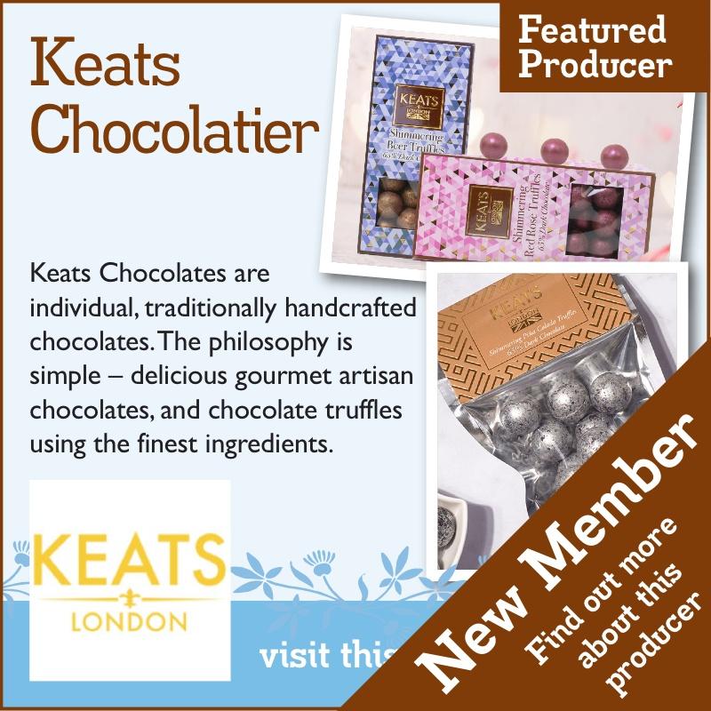 Keats Chocolatier – The Artisan Food Trail