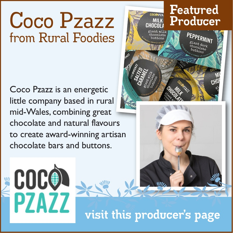 Coco Pzazz – Rural Foodies – The Artisan Food Trail