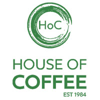 house of coffee logo - the artisan food trail