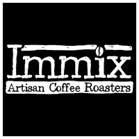 Immix Artisan Coffee Roasters logo - the artisan food trail