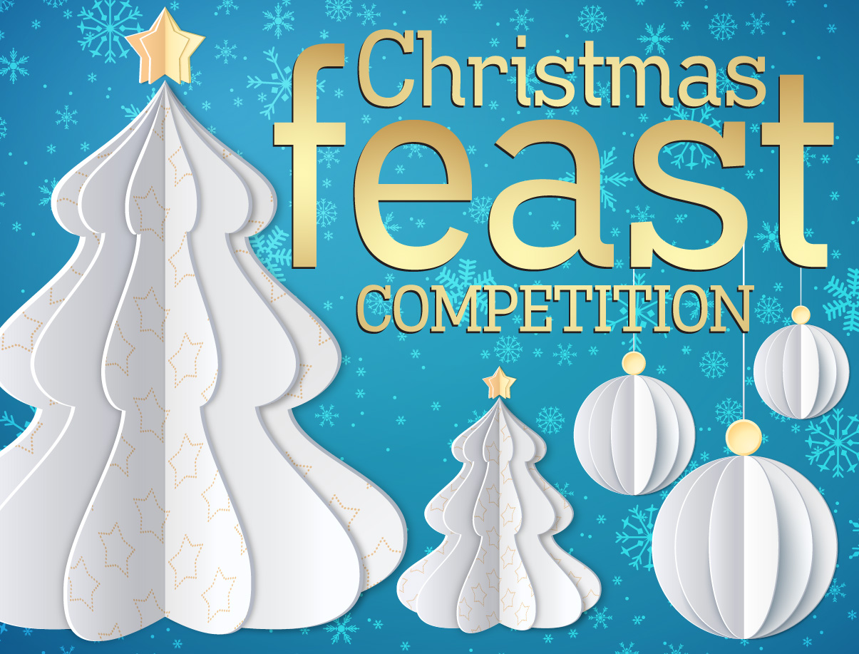 Christmas Feast Competition 2020 - The Artisan Food Trail
