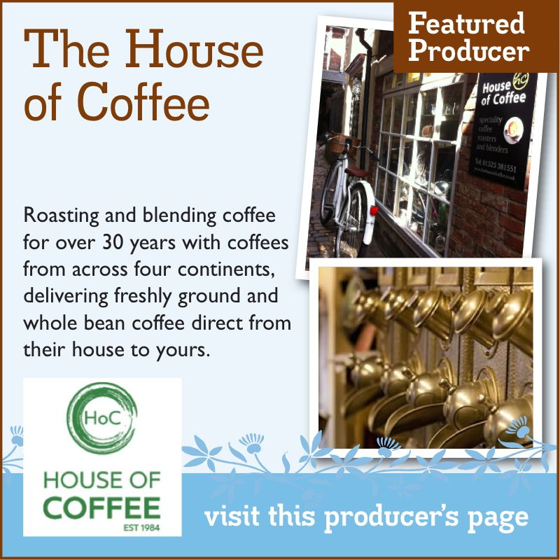The House of Coffee – The Artisan Food Trail