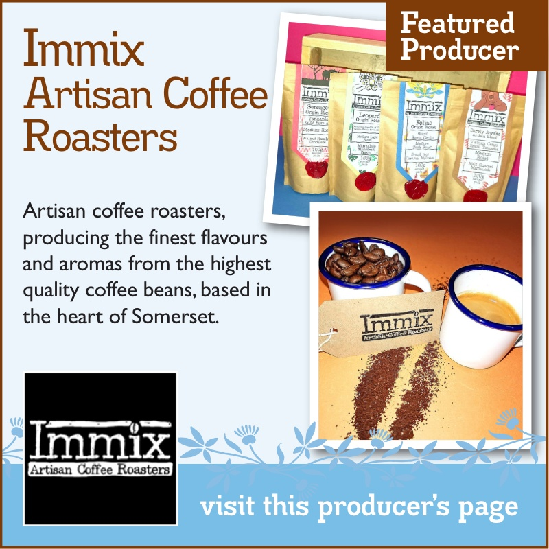Immix Artisan Coffee Roasters – The Artisan Food Trail
