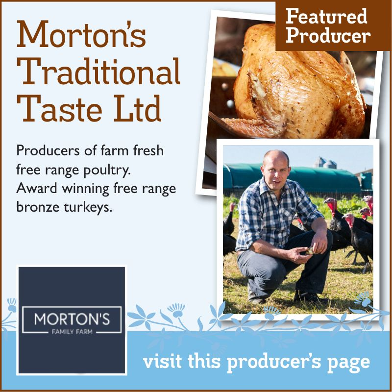 Morton's Traditional Taste – The Artisan Food Trail