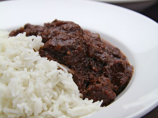 Aromatic Chilli Beef