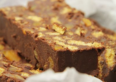 Ginger and Apricot Tiffin