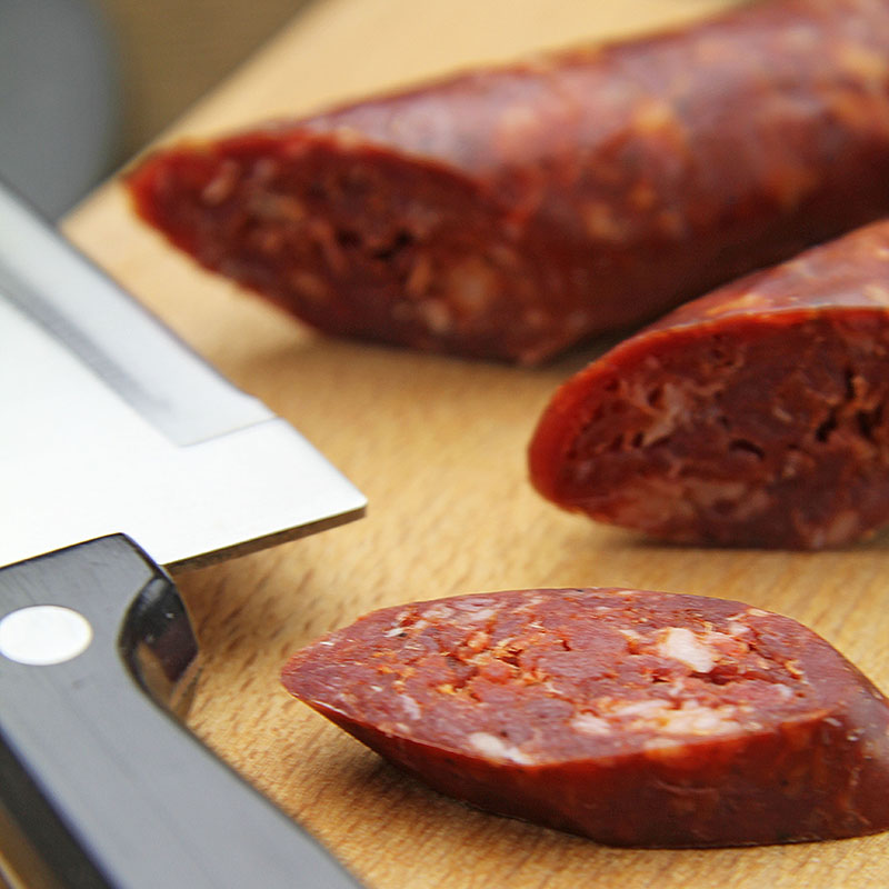Venison and Pork Chorizo 2 - The Artisan Food Trail