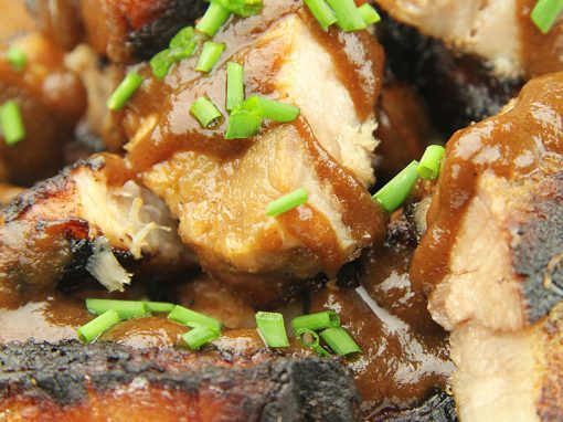 Luscious Pork Belly
