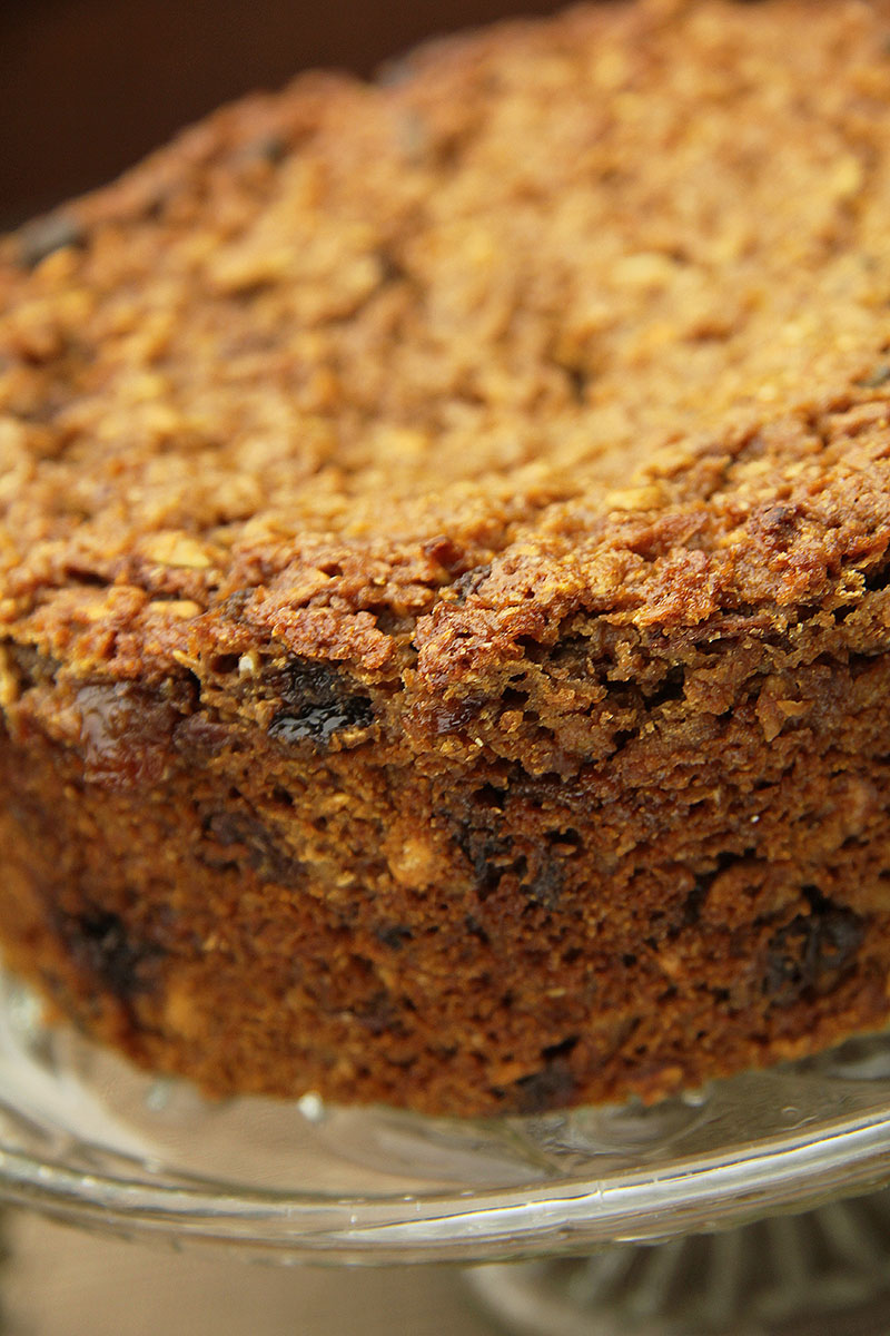 Muesli Cake 1 - The Artisan Food Trail