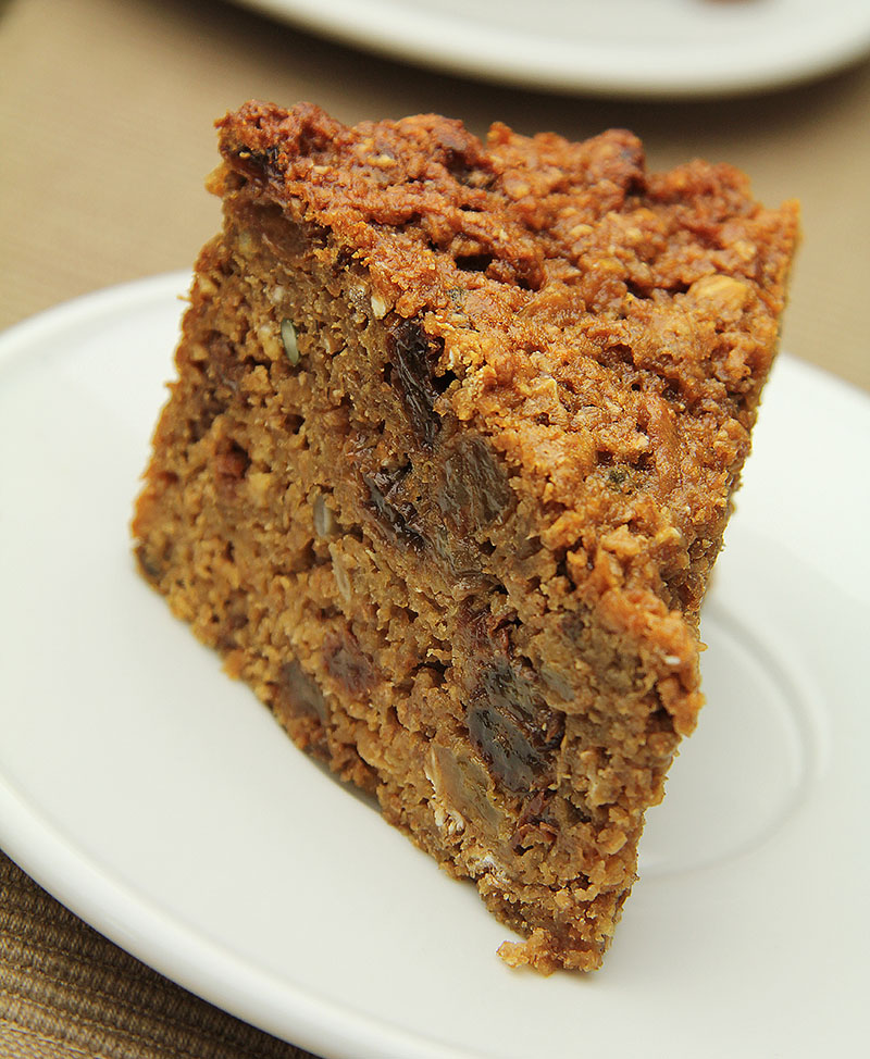 Muesli Cake 2 - The Artisan Food Trail