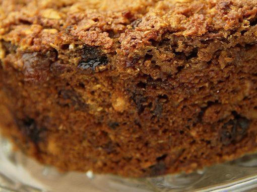 Muesli Cake