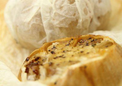 Roasted Smoked Garlic