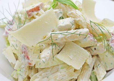 Chicken, Fennel & Apple Pasta Salad