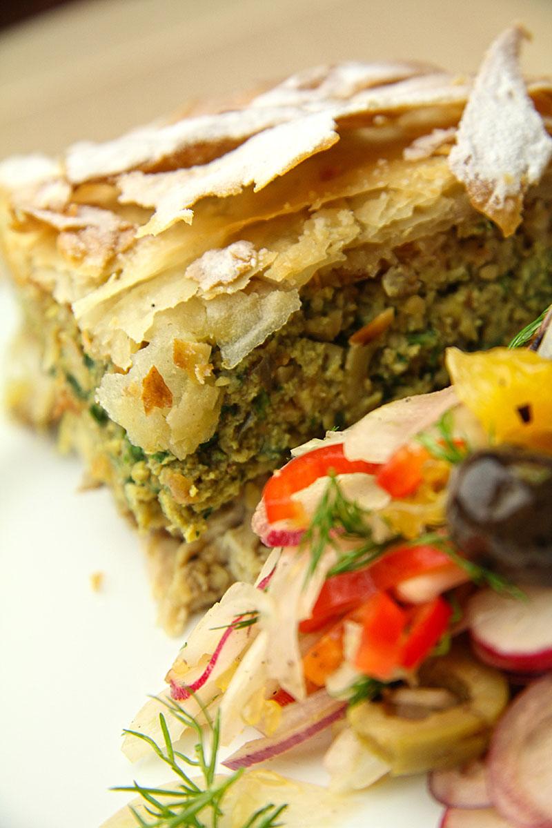 turkey pastilla 2 - The Artisan Food Trail