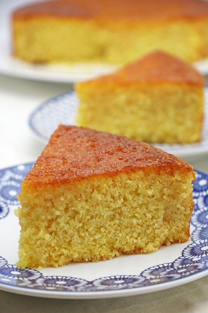 Blood Orange & Cardamom Cake 1 recipe
