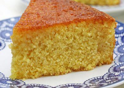 Blood Orange & Cardamom Cake