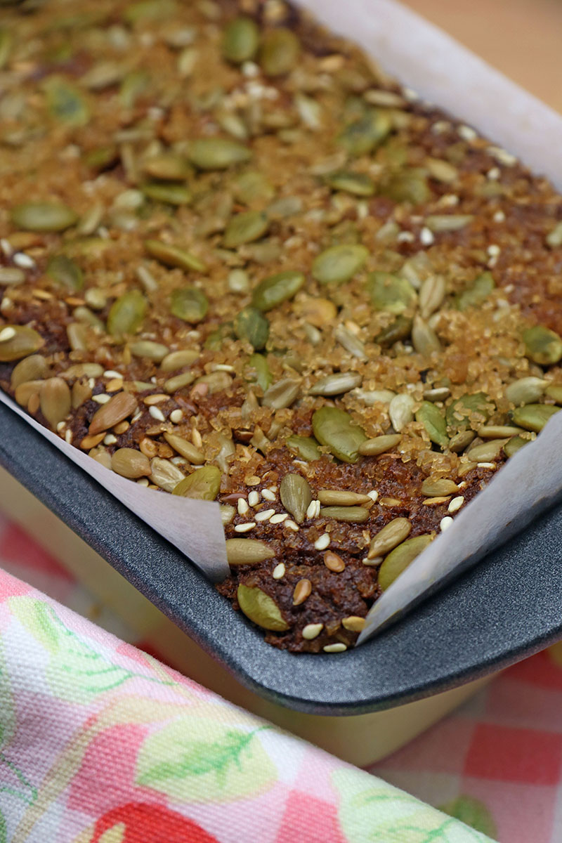 Honey & Apricot Oat Cake 2 recipe