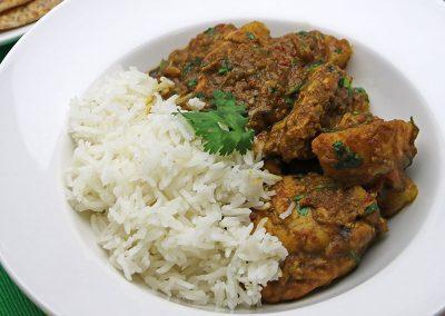 Ragini's Chicken Curry (Cari Poule)
