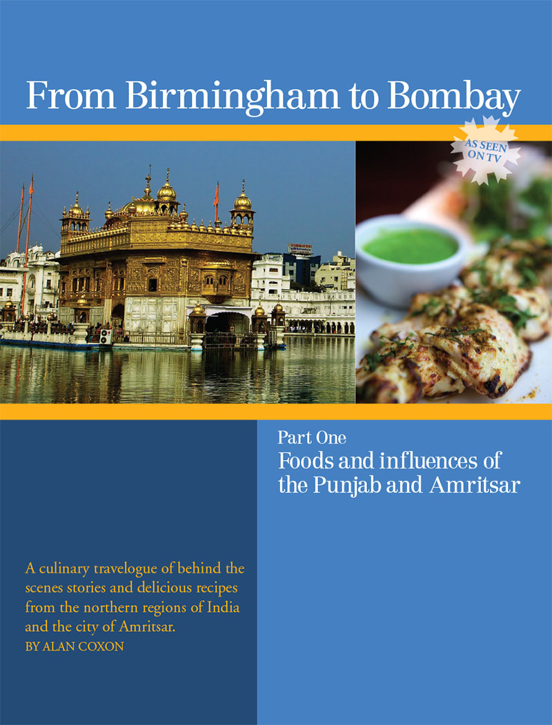 Aloo Mutton Shakkarwala recipe – Alan Coxon, From Birmingham to Bombay Foods and Influences of the Punjab and Amritsar – The Artisan Food Trail