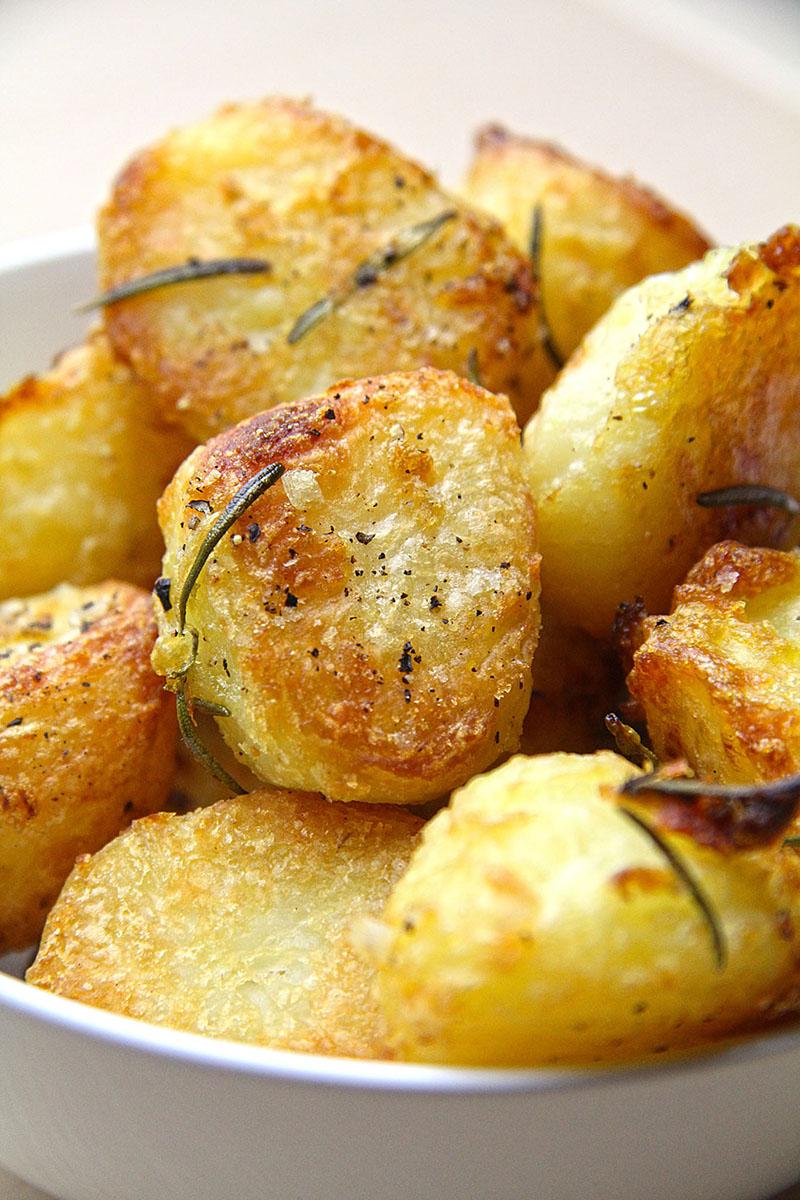 How to make perfect roast potatoes – The Artisan Food Trail