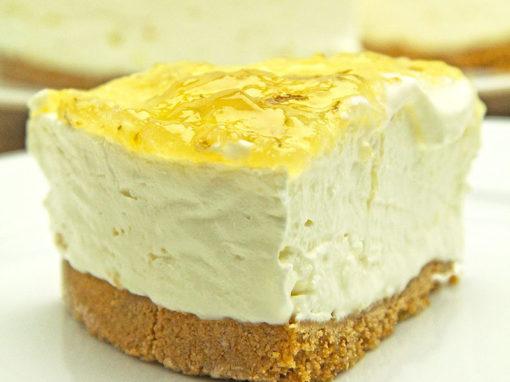 Marmalade Cheesecake